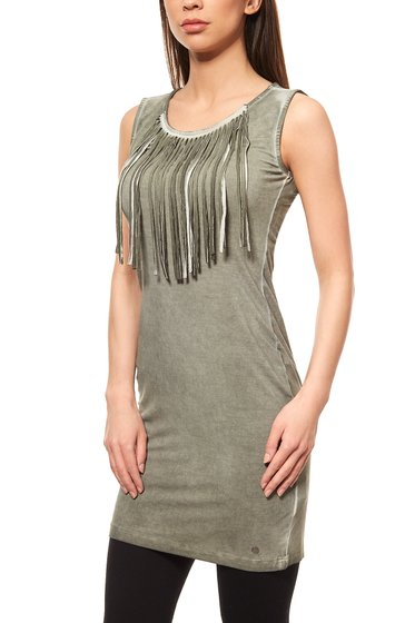 [Bundle] Jersey dress fringe AjC