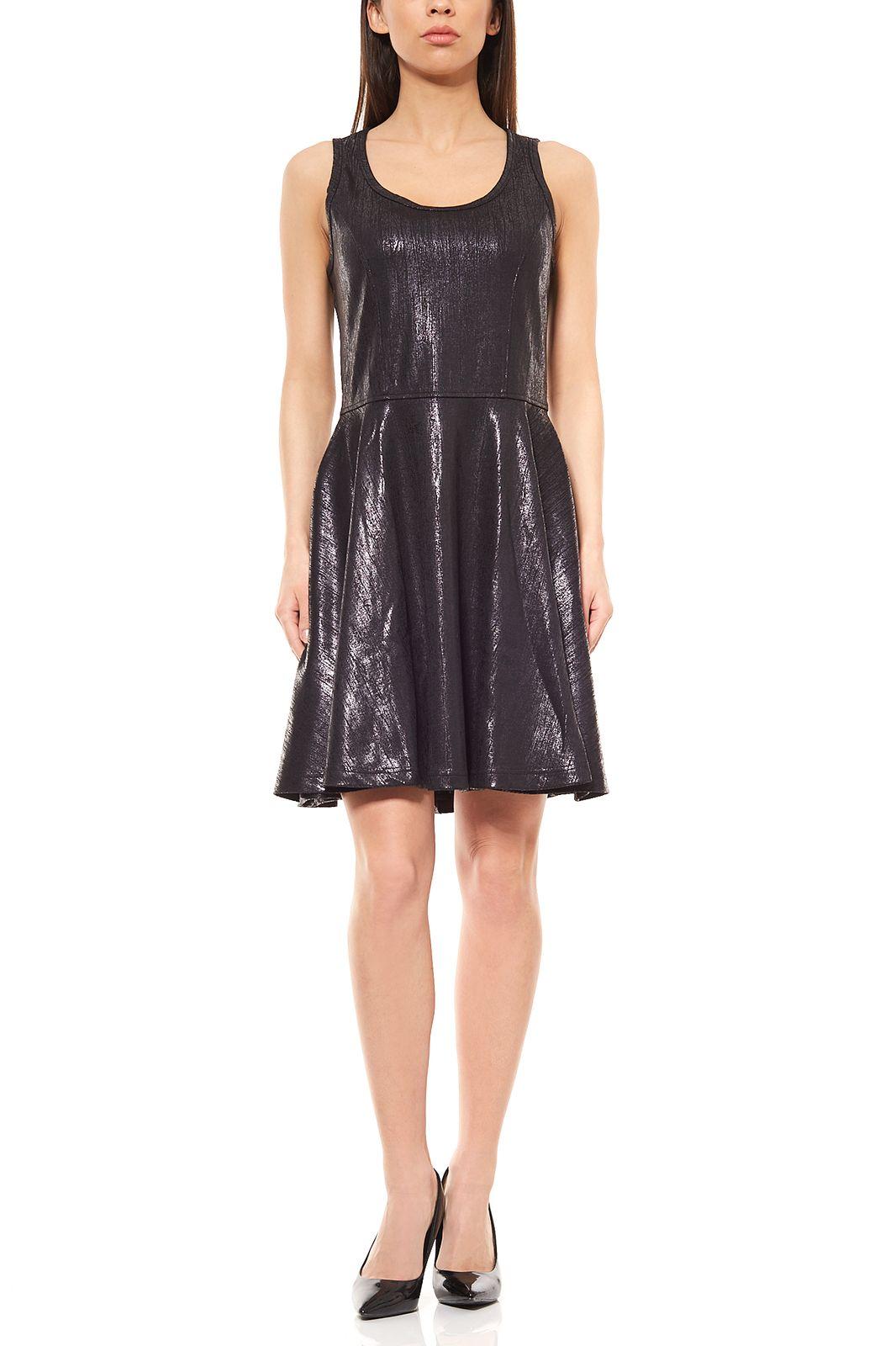 Kleid Mini Cocktail-Kleid Abendkleid Schwarz Laura Scott ...