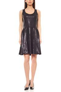 Mini Cocktail-Kleid schwarz Laura Scott – Bild 3