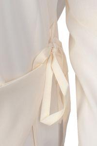 lange Bluse Wickeloptik ashley brooke by heine – Bild 3