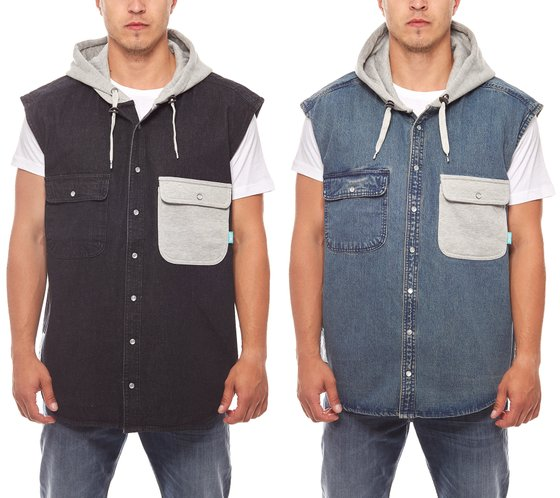 Sweet SKTBS Men's Vest Skjorta Percent