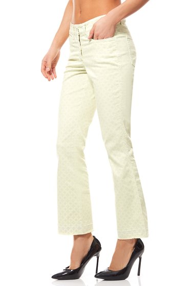 Kick Flare Pants Ladies Green BC Best Connections by heine
