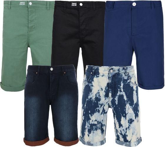 Men's Shorts Chinoshorts Denim Shorts Sweet SKTBS