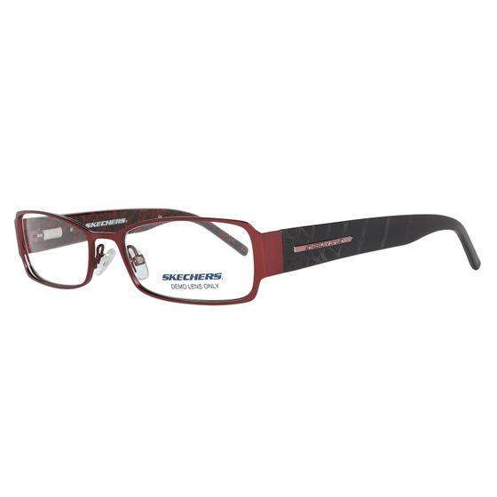 Skechers Brille Damen Burgunder