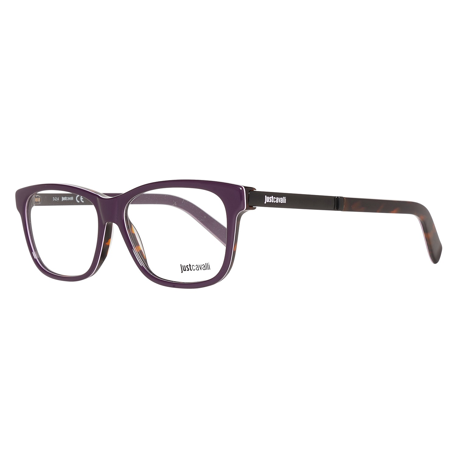 Just Cavalli Brille Lila