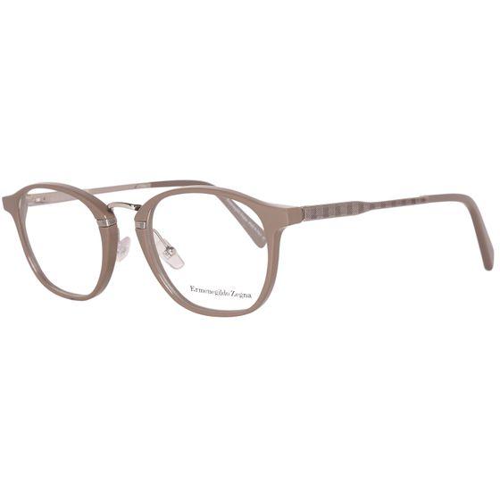 Zegna Brille Herren Braun Lese-Brillen Brillen-Gestell Brillen-Fassung