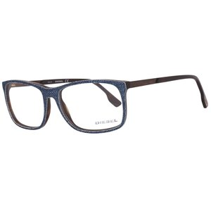 Diesel Brille Blau Lese-Brillen Brillen-Gestell Brillen-Fassung