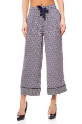 STEFANEL trousers women navy