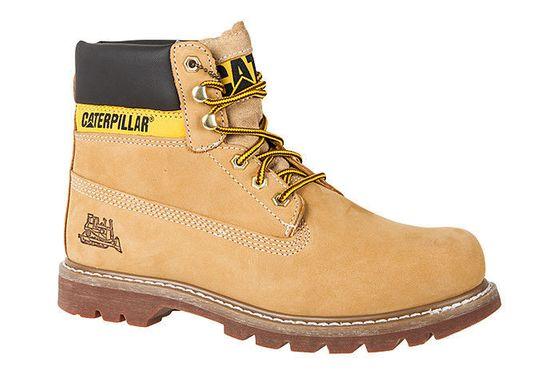 Caterpillar Echtleder Kurzschaft Stiefel Colorado Herren