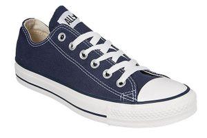 Converse Chuck Taylor Low Sneaker Blau All Star OX Schuhe