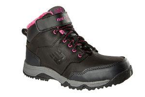 New Balance 754 Kinder Winter-Boots Schwarz Pink Schuhe