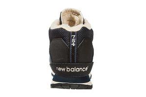 New Balance 754 gefütterte Herren Sneaker-Boots Blau Schuhe – Bild 4
