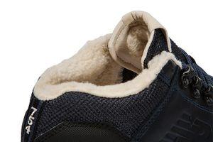 New Balance 754 gefütterte Herren Sneaker-Boots Blau Schuhe – Bild 5