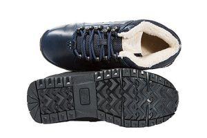 New Balance 754 gefütterte Herren Sneaker-Boots Blau Schuhe – Bild 6