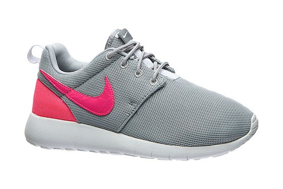 NIKE Junior Sneaker Roshe One Grau