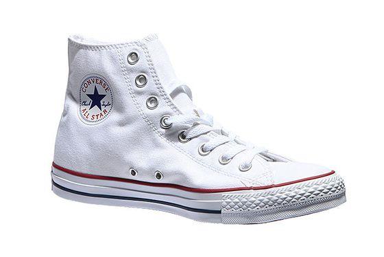Converse Chucks Chuck Taylor All Star Hi Sneaker Weiß Schuhe