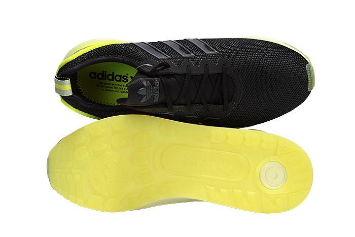 ADV Sneaker Flux Originals Herren Schwarz Schuhe ZX adidas c3A5RqL4j