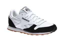 Reebok Classic Leather SPP Sneaker Kinder Weiß 001