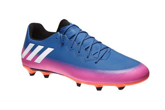 adidas Herren Fußballschuhe Messi 16.3 Blau Schuhe