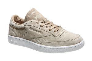 Reebok Club C 85 LST Herren Sneaker Beige Schuhe