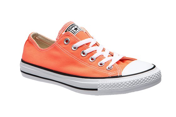 Converse All Star Chuck Taylor Damen Sneaker Orange