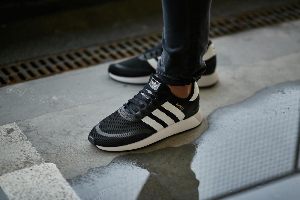 promo code efa1e ecd5a adidas Originals Sneaker N-5923 INIKI Runner CLS Schwarz – Bild 6