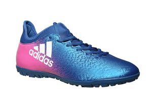 adidas Fußballschuhe Messi 16.3 TF Blau Schuhe