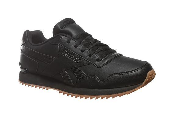 Reebok Classic Royal Glide Ripple Clip Sneaker Schwarz