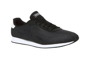 Reebok Sneaker Royal CL Jog 2 PX Turnschuhe Schwarz Schuhe