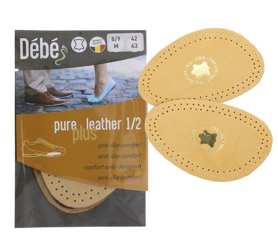 Débé antibacterial 12 insoles with activated charcoal