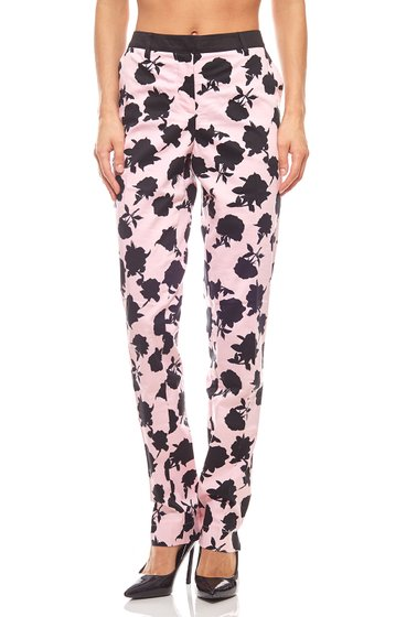 Summer trousers pants Pink ashley brooke