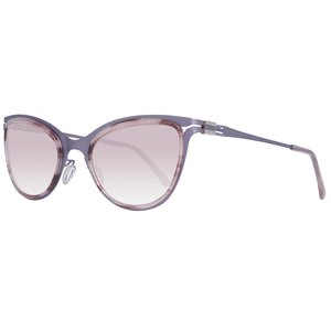 Greater Than Infinity Sonnenbrille Damen Lila