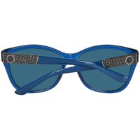 Guess Sonnenbrille Damen Blau – Bild 3