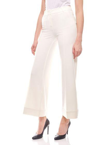 Marlene pantalon Biesen blanc vivance collection