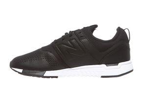 New Balance Herren Sneaker Schwarz 247 Schuhe – Bild 4