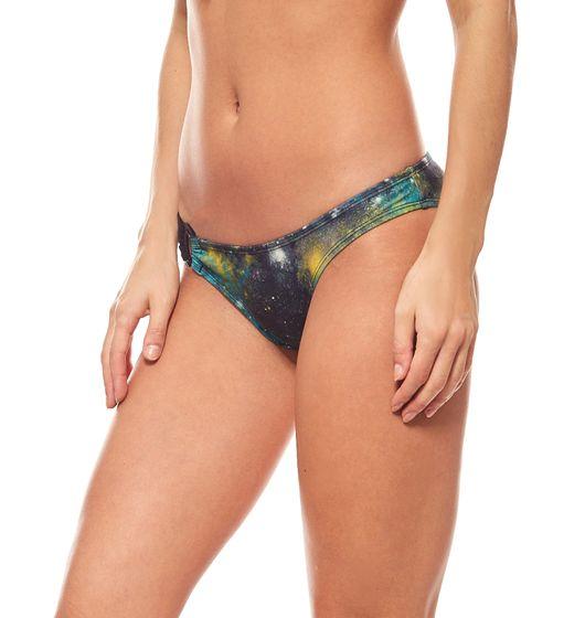 VOLCOM bikini bottoms bikini brief Galaxy black