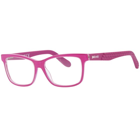 Just Cavalli Brille Rosa Damen