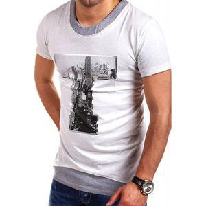 Tazzio Fashion Herren T-Shirts Grau