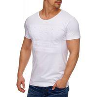 Tazzio Fashion Herren T-Shirts Weiss 001