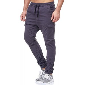 Tazzio Fashion Herren Jogginghosen Anthrazit