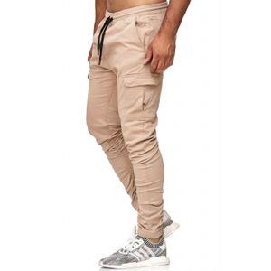 Tazzio Fashion Herren Jogginghosen Beige – Bild 1