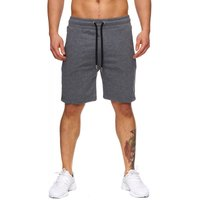 Tazzio Fashion Herren Bermudas & Shorts Anthrazit 001
