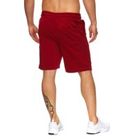 Tazzio Fashion Herren Bermudas & Shorts Bordo – Bild 3