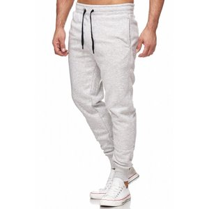 Tazzio Fashion Herren Jogginghosen Grau 001