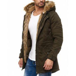 Tazzio Fashion Herren Jacke  Khaki