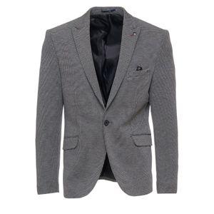 Tazzio Fashion Herren Sakkos Grau