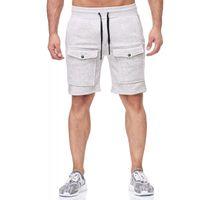 Tazzio Fashion Herren Bermudas & Shorts Grau