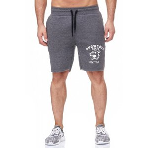 Tazzio Fashion Herren Bermudas & Shorts Anthrazit