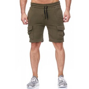 Tazzio Fashion Herren Bermudas & Shorts Khaki