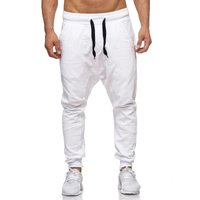Tazzio Fashion Herren Jogginghosen Weiss